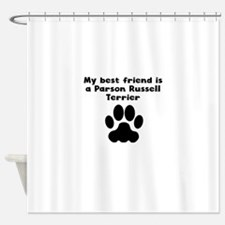 My Best Friend Is A Parson Russell Terrier Shower