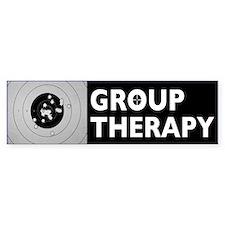 Group Therapy (bumper) Bumper Bumper Bumper Sticker