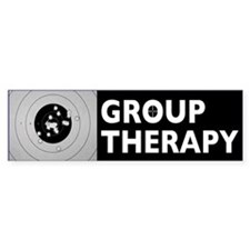 Group Therapy (bumper) Bumper Bumper Sticker