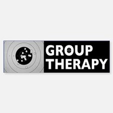 Group Therapy (bumper) Bumper Stickers