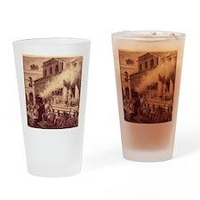 Mark Antony's oration over Caesar's Drinking Glass