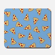 Cute Pizza Pattern Mousepad