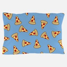 Cute Pizza Pattern Pillow Case