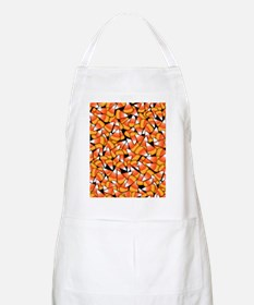 Candy Corn Pattern Apron