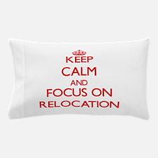 Unique Relocating Pillow Case