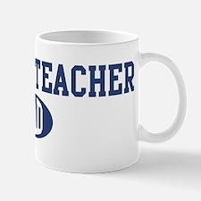 English Teacher dad Mug