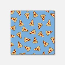 Cute Pizza Pattern Sticker