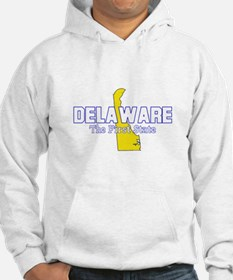 Delaware . . . The First Stat Hoodie