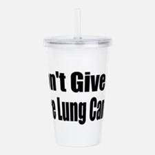 lung6.png Acrylic Double-wall Tumbler