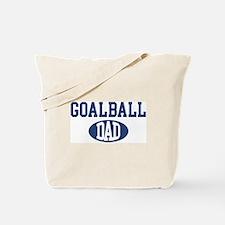 Goalball dad Tote Bag