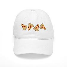 Cute Pizza Slice Baseball Baseball Cap