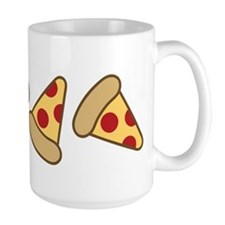 Cute Pizza Slice Mugs