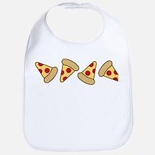 Cute Pizza Slice Bib