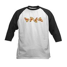 Cute Pizza Slice Baseball Jersey