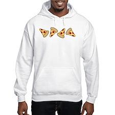 Cute Pizza Slice Hoodie