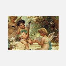 Victorian Angels by Zatzka Magnets