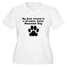 My Best Friend Is A Greater Swiss Mountain Dog Plu