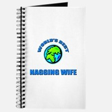 World's Best NAGGING WIFE Journal