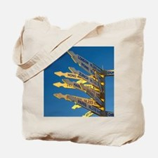 South Island Tote Bag