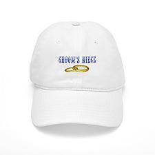 Groom's Niece(rings) Baseball Cap