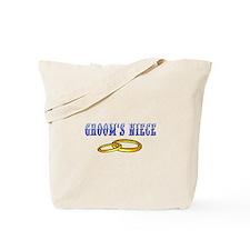Groom's Niece(rings) Tote Bag
