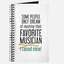 Meeting Musicians Journal