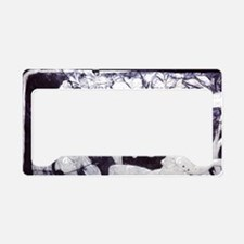 Dionysus/Bacchus and Ariadne  License Plate Holder