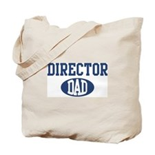 Director dad Tote Bag
