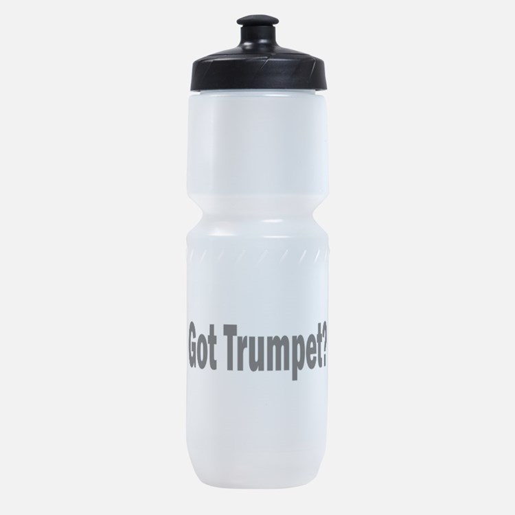 Got Trumpet? Sports Bottle