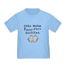 """""""Purrfect Buddies"""" T"""