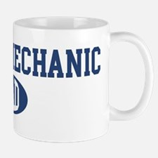 Diesel Mechanic dad Mug