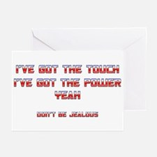 The Touch Greeting Cards (Pk of 10)