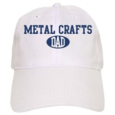 Metal Crafts dad Baseball Cap