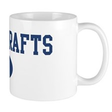Metal Crafts dad Mug