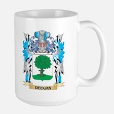 Deegan Coat of Arms - Family Crest Mugs