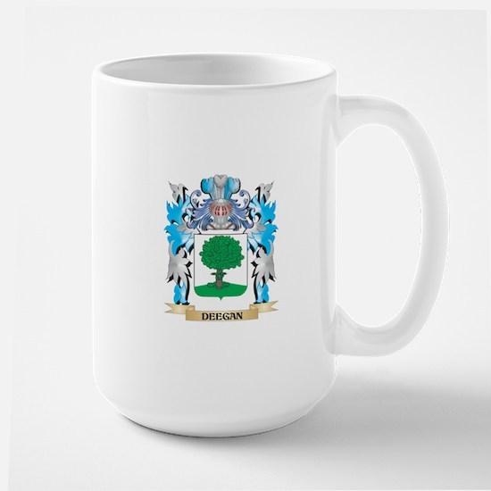 Deegan Coat of Arms - Family Crest Mugs