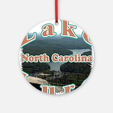 Lake Lure  Ornament (Round)