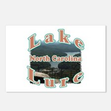 Lake Lure  Postcards (Package of 8)