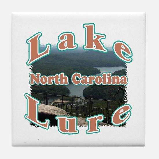 Lake Lure  Tile Coaster
