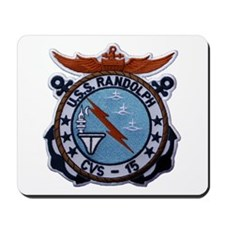 USS RANDOLPH Mousepad
