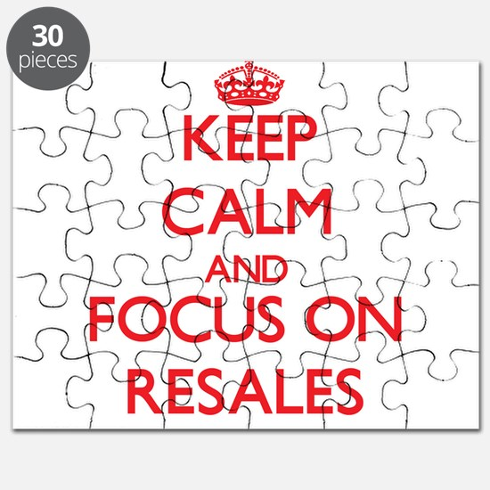 Unique Resale Puzzle