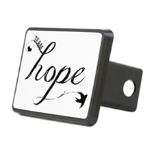 Team Hope Hitch Cover