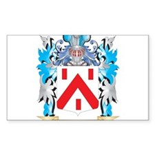 Defiling Coat of Arms - Family Crest Decal
