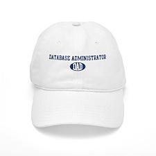 Database Administrator dad Baseball Cap