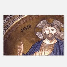 Christ Pantocrator. Byzan Postcards (Package of 8)