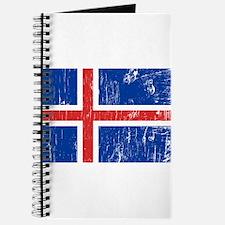 Vintage Iceland Journal