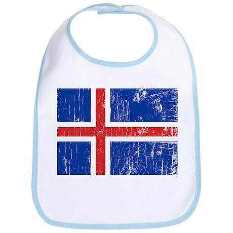 Vintage Iceland Bib