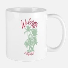 Welcome to Hawaii Mugs