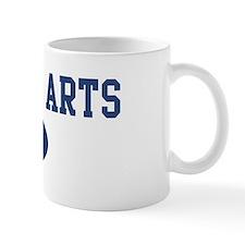 Martial Arts dad Mug