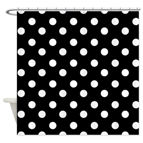 Black And White Plaid Curtains Black and White Polka Dot Ball